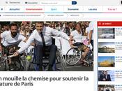 Belle image Macron, plus Minutes
