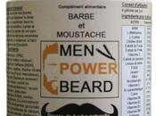 Accélérateur pousse barbe Power Beard