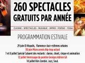 Spectacles musique gratuits dans l'est Montréal
