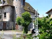route Richard Coeur Lion Jean Ligoure, Château-Chervix,