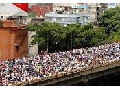 Insoumis Mélenchon: Caracas, gens vous disent merci