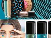 Lancôme collection résolument turquoise