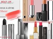 meilleurs rouges lèvres sheer 2017