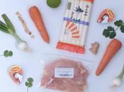 thaï poulet gingembre