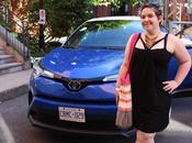 #ToyotaCHR l'essai CH-R nouveau utilitaire sport urbain Toyota