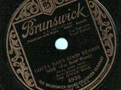 July 1930: York studios, first official session Calloway!