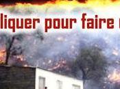 Kabylie incendiée L'Anavad lance campagne dons pour venir aide sinistrés