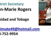 Rotary, vers TORONTO juin 2018 Ann-Marie Rogers District Convention Chair 2017-18