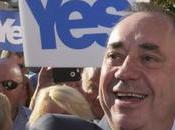 Alex Salmond L'Écosse voté pour rester sein l'Union