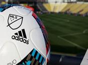 Adidas Major League Soccer liés jusqu'en 2024