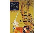 Lian Hearn Clan Otori, Silence Rossignol