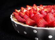{LMB#23 Tarte fraises Romarin}