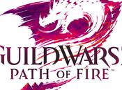 Guild Wars Path Fire vidéo présentation pour nouvelles spécialisations d'élite