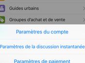 Désactiver lancement automatique vidéos Facebook mobile