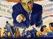 masques Deadline U.S.A., Richard Brooks (1952)