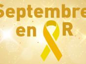 Septembre lutte contre cancer pédiatrique