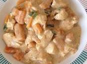 Poulet sauce biriani