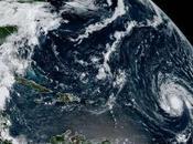 Antilles françaises alerte jaune cause l'ouragan Irma
