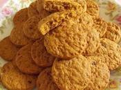 Biscuits épicés sans oeufs beurre