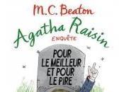 Agatha Raisin Enquête Pour Meilleur pour Pire Beaton