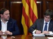 Catalogne Référendum d'autodétermination pour octobre