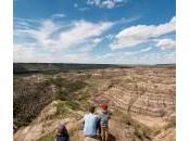 Dinosaure Trail famille Drumheller Badlands
