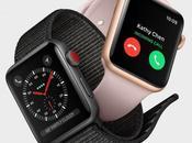 nouveautés Apple Watch Series Photos