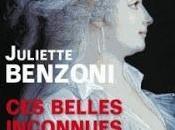 """J'ai découvert plume Juliette Benzoni avec """"Ces belles inconnues Révolution"""""""