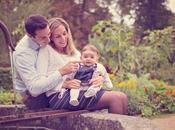 Séance photo famille avec bébé extérieur Rueil Malmaison- Mathilde