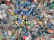 bouteilles d'eau compressibles