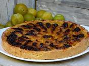 Tarte prunes Reine-Claude
