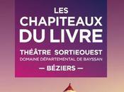 Chapiteaux Livre 2017