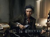 Keith Richards modèle pour Louis Vuitton