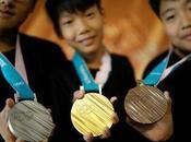 Voilà quoi vont ressembler médailles d'hiver 2018
