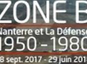 Zone Nanterre Défense (1950-1980), exposition