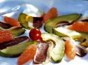 Salade magret canard