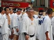 Hanagasa, virilité japonaise défile