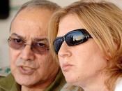 Tzipi Livni fait premières armes dans Kidon... France