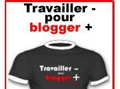 Travailler pour blogger tee-shirts