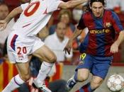 Ligue Champions L'Olympique Lyonnais contre l'ogre Barca