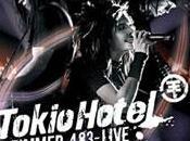 Tokio Hotel billeterie ouverte