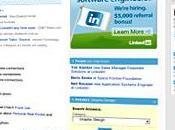 LinkedIn nouvelle homepage personnalisée