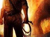 L'affiche officielle d'Indiana Jones