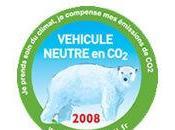 Cartes Carbone Votre véhicule, neutre