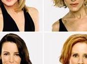 """actrices """"Sex City"""" plus belles, jeunes"""