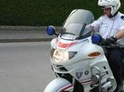Motard Police Nationale French Motorcycle