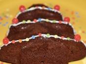 Atelier Cuisine pendant vacances Sapin Chocolat Marron