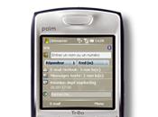 Test Palm Treo 750, 750v