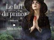 "Fait Prince"", Amélie Nothomb"
