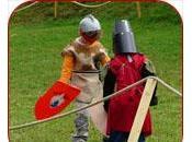 Cracheurs tournois fête médiévale Château Sierck (photos)